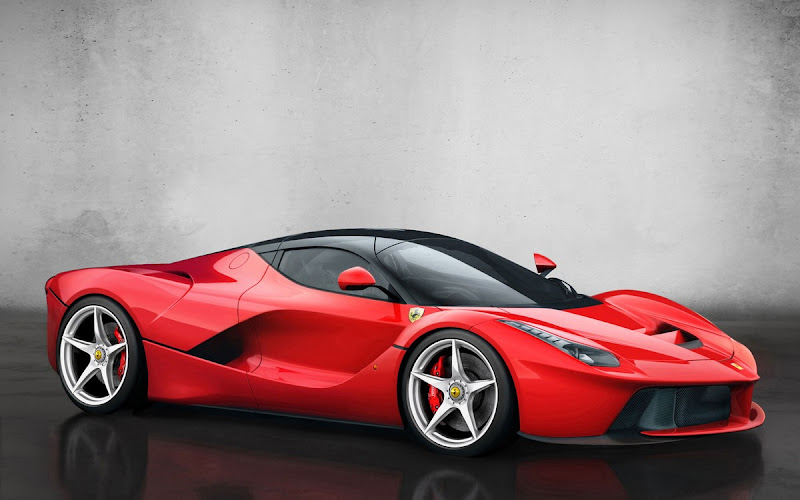 ferrari-laferrari most expensive car (1)