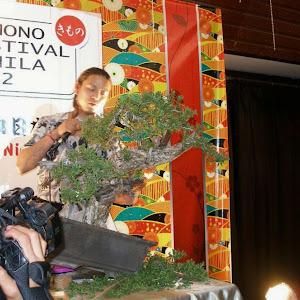 2012年マニラでの日本フェスティバル