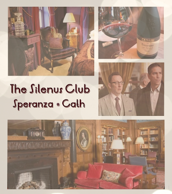 silenus club podcover