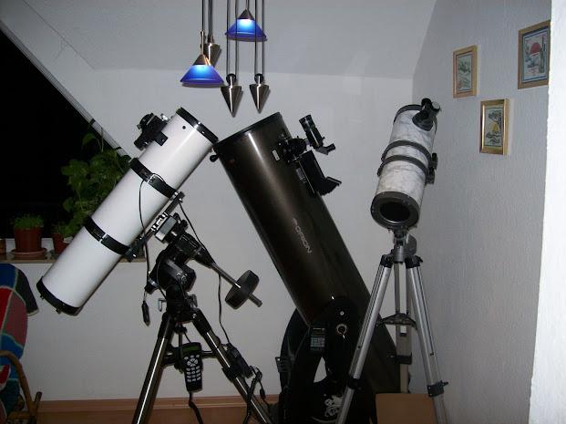 Teleskope astro: astro physics u parallaktische montierungen der