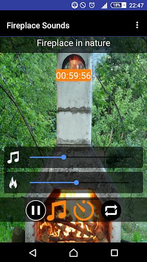 Relax & Sleep Fireplace Sounds 1.20 screenshots 3