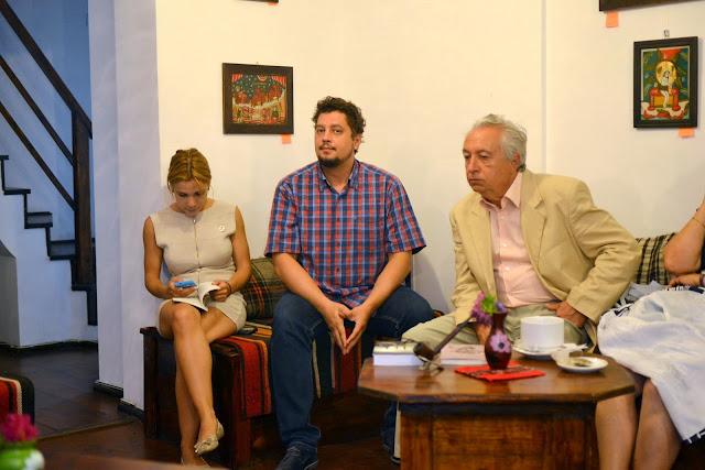 Seara literara - Editura Eikon lanseaza patru carti, La Vulturi (2014.09.03) 034