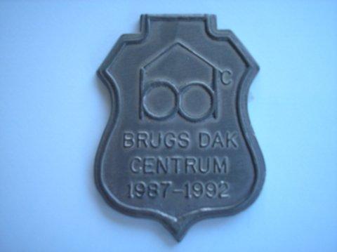 Naam: Brugs DakcentrumPlaats: Brugge (Belgie)Jaartal: 1987-1992