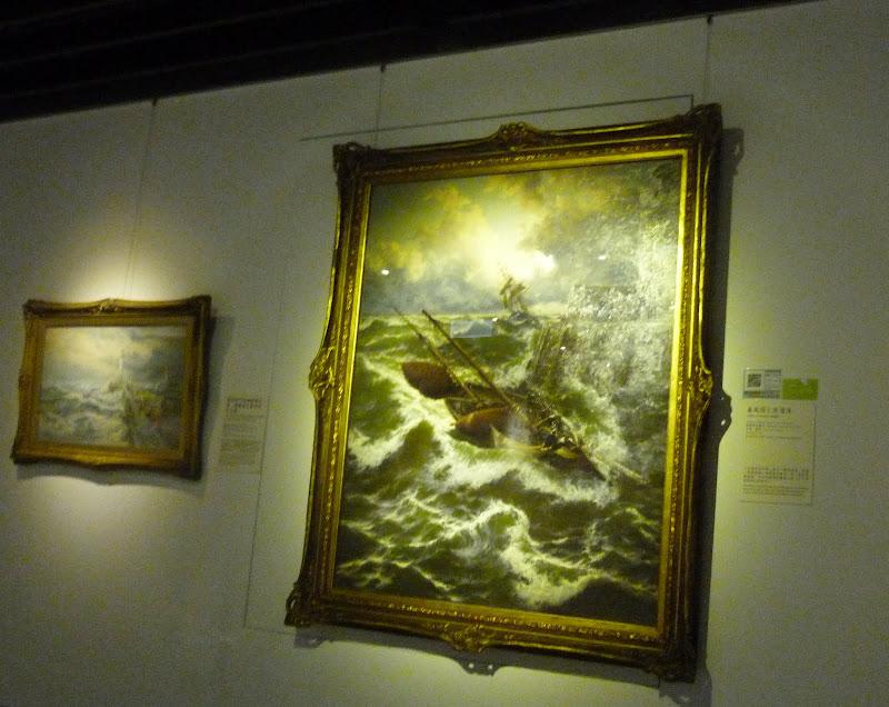 Taipei. Evergreen Maritime Museum. - P1340991.JPG