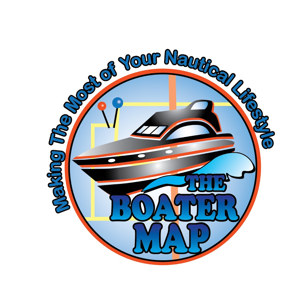 The Boater Map Logo