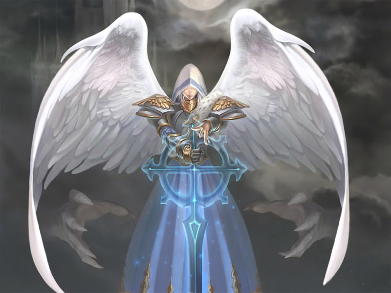 Angel Of Pinish, Angels 2