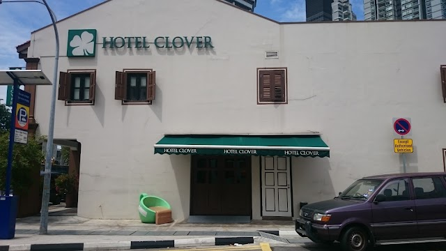 Hotel Clover 769 Northbridge Road