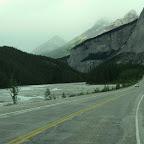 Auf dem Icefield Parkway