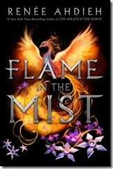 Flame in the Mist - Renee Ahdieh - book - cover