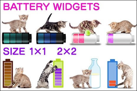 Cat Battery Saving - náhled