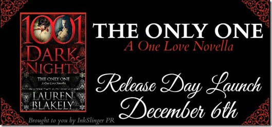 THE ONLY ONE - RDL banner