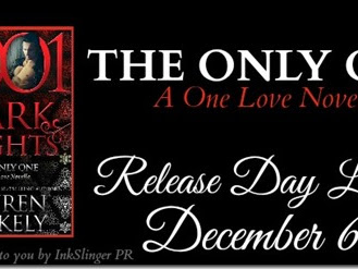New Release: The Only One by Lauren Blakely + Book Trailer, Teaser, and Excerpt