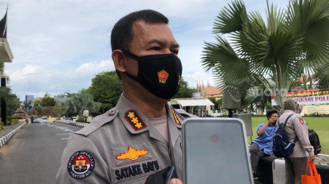 Ketua DPRD Kabupaten Solok Dilaporkan Ancam THL, Polda Sumbar: Tak Ada Unsur Pidana