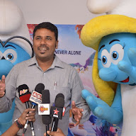 Smurfs The Lost Village Movie Pressmeet (2).JPG