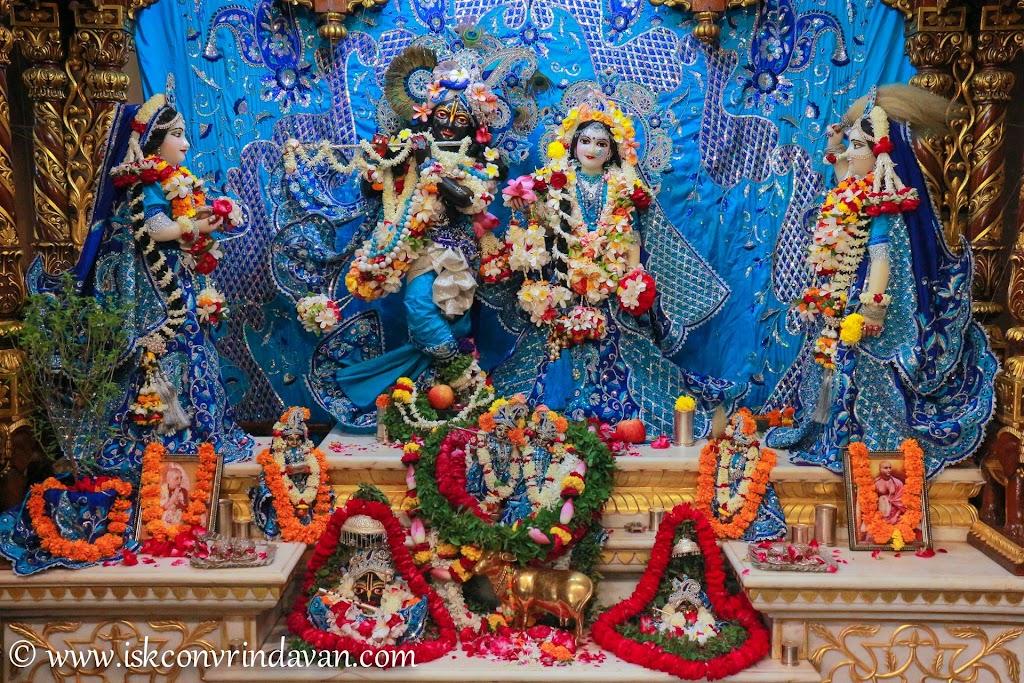 ISKCON Vrindavan Deity Darshan 20 Sep 2016 (18)