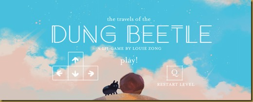The Travels Of The Dung Beetle