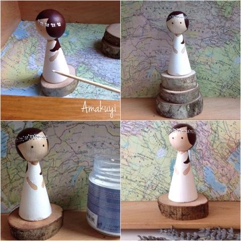 Peg-dolls-madera-handmade-Cacke-topper-amakuyi