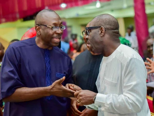 Ize-Iyamu Appeals To Obaseki To Return To APC