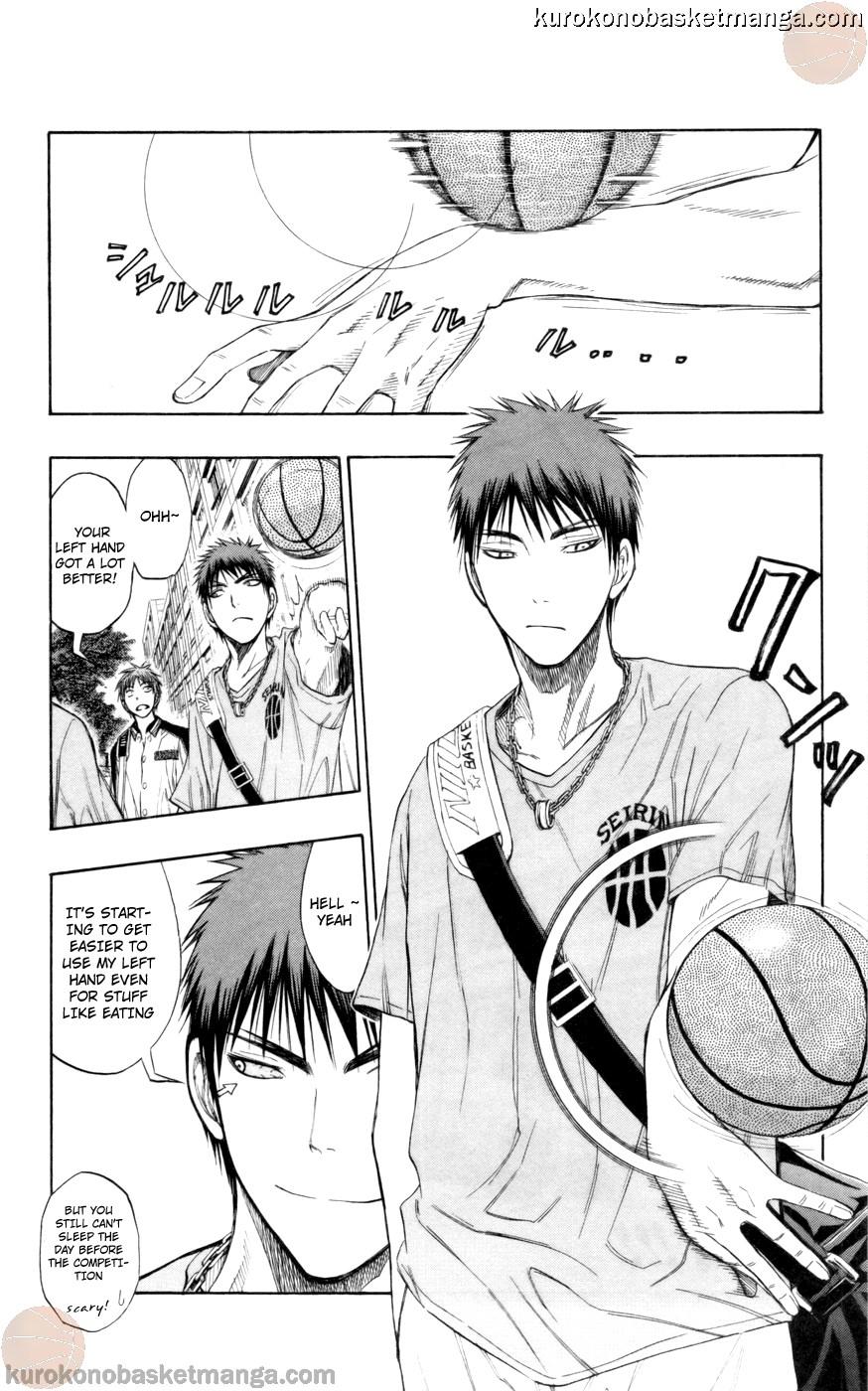 Kuroko no Basket Manga Chapter 81 - Image 08