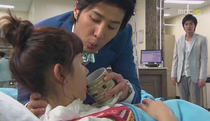 Son Ye Jin, Kim Ji Suk, Lee Min Ho