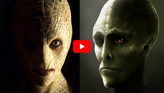 reptilianos no planeta terra aliens