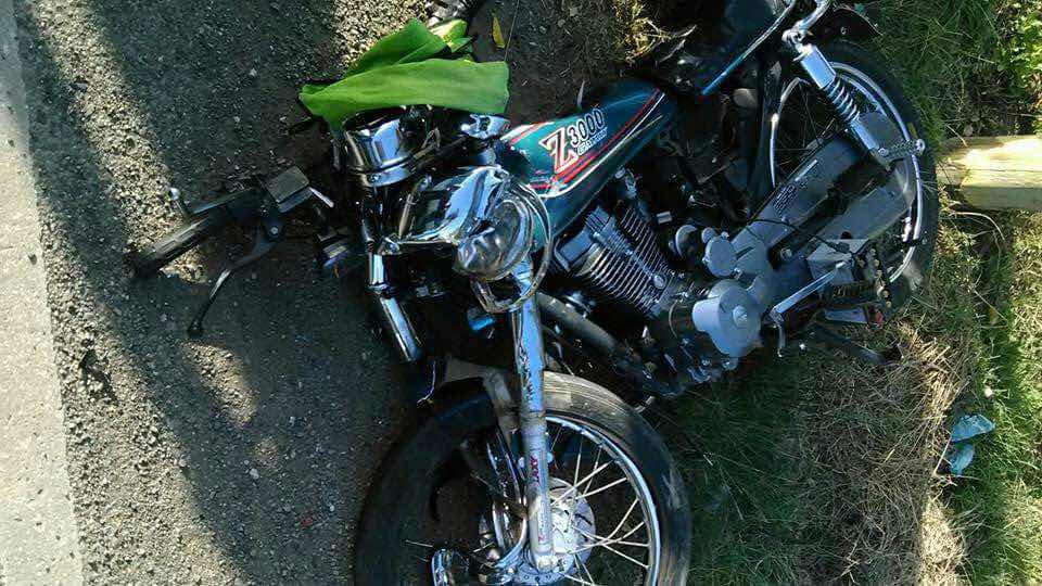 Mueren cuatro personas en accidente de motores en carretera de Montecristi