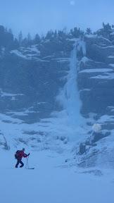 Petite cascade de Vautreuil.