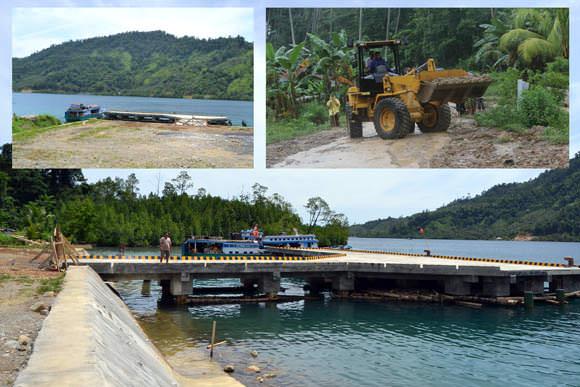 pelabuhan torosik, molibagu, bolaang uki, bakan, Bolsel, Bolaang Mongondow Selatan, Pinolosian, posigadan, Humas Bolsel