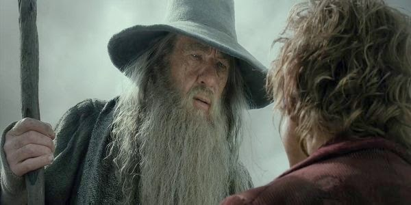 Screen Shot Of Hollywood Movie The Hobbit: The Desolation of Smaug (2013) Download And Watch Online Free at Alldownloads4u.Com
