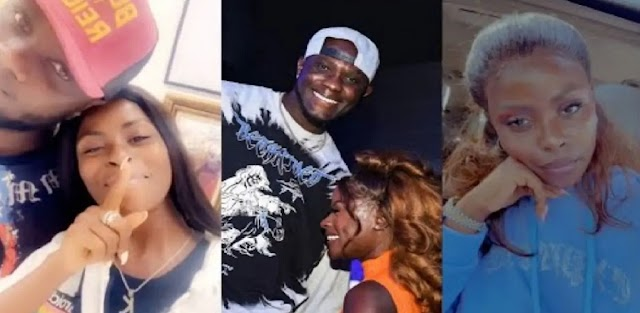 'He promised to walk me down the isle' – BBNaija Khloe Cries Out as she mourn Davido's Manager, Obama DMW