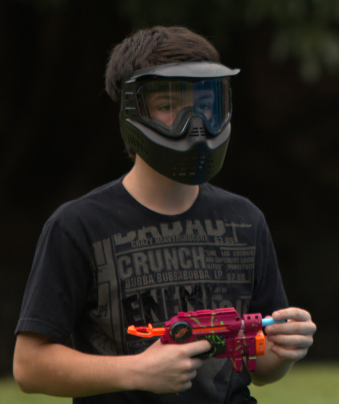 Kelvin Grove war pictures: December 18th   Picture heavy... Nerf%2Bwar%2B129