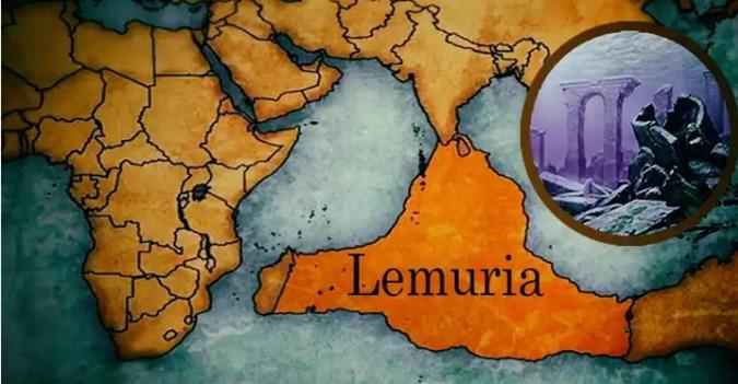 Evidências sugerem que o continente mítico da Lemúria realmente existiu