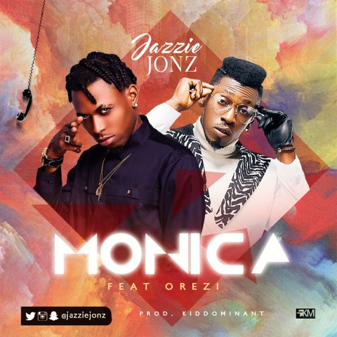 "Jazzie Jonz - ""MONICA"" (ft. Orezi) [Prod by Kiddominant]"