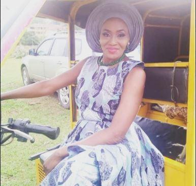 Popular blogger, Kemi Olunloyo set for governorship race