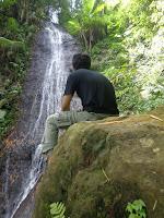 Air Terjun Sumber Jodo Kediri