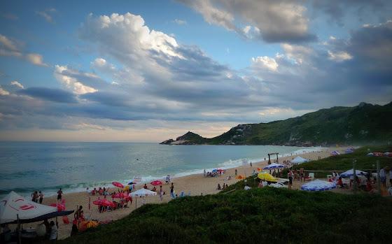 Vacaciones Brasil Praia Mole