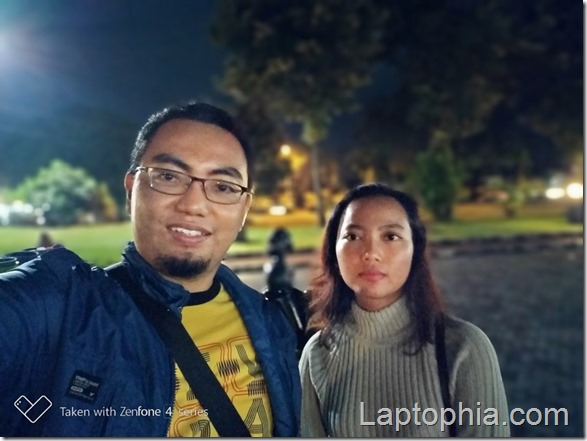 Hasil Foto Kamera Asus Zenfone 4 Selfie Pro ZD552KL