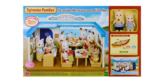 Bộ nhà hàng bãi biển Epoch Seaside Restaurant Gift Set