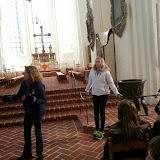 2013-09-24 Konfirmander fra Parskolen besøger Haderslev domkirke