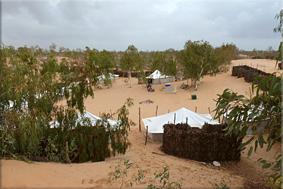 Campamento Origine Africa - Desierto de Lompoul