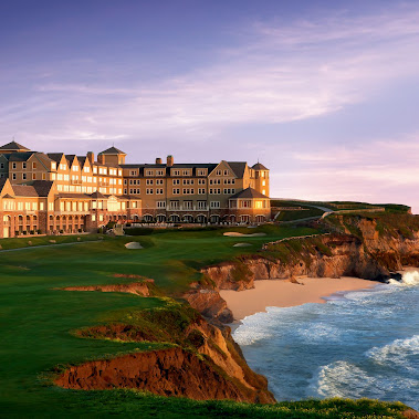 Tranquility at Half Moon Bay #California Voted as United States' Leading Spa...