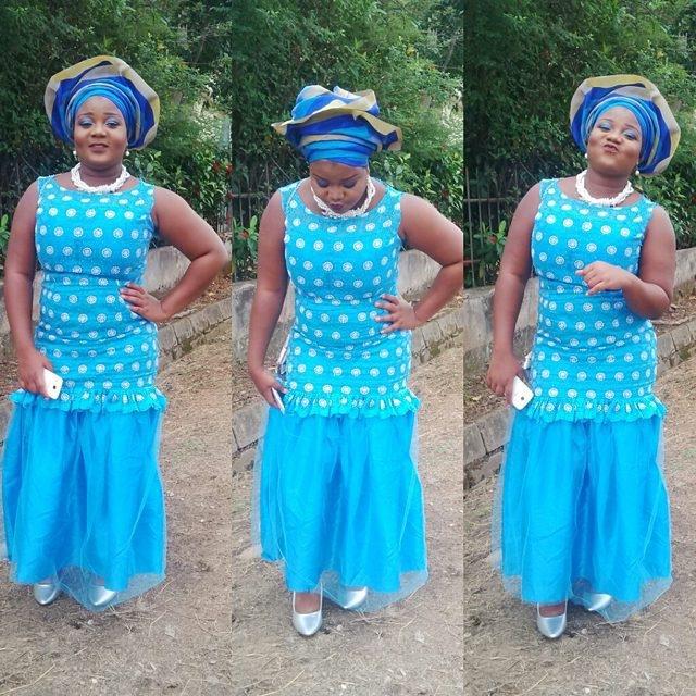 Latest Wedding Digest Nigeria Ankara Styles 2016 Fashionte