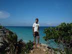 Mathi vor der Karibik