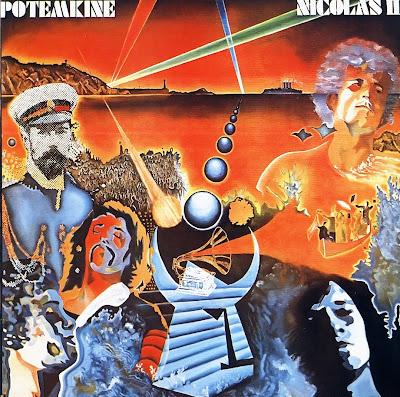 Potemkine ~ 1978 ~ Nicolas II