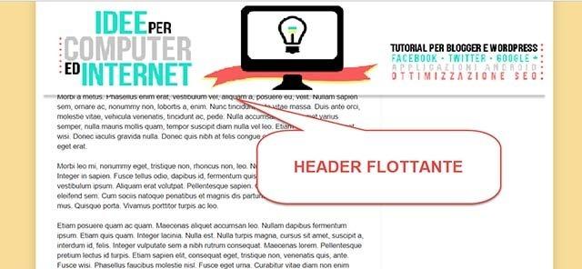 header-flottante