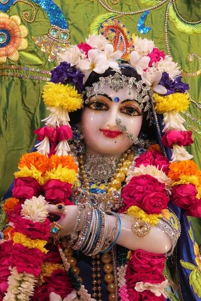 ISKCON Vallabh vidhyanagar Deity Darshan 10 jan 2017 (5)