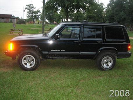 2008-08-19 LJ Jeep