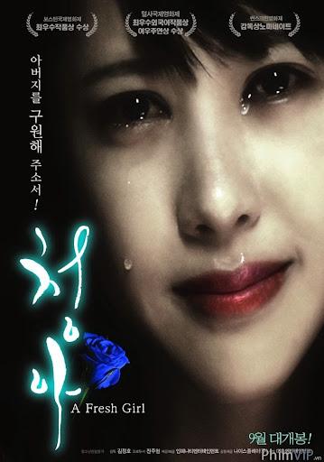 Cô Nàng Tươi Vui - A Fresh Girl poster