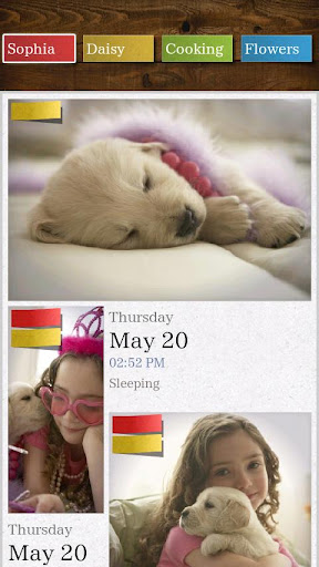 *原來手機相簿也可以那麼有質感:million moments (Android App) 4