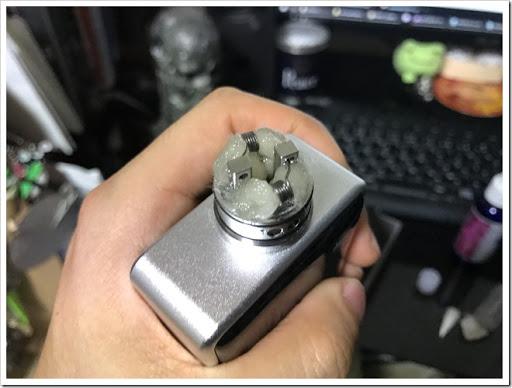 IMG 0389 thumb2 - 【スターター】チェンスモVAPER量産機!吸って吸って吸いまくれ!HCIGER VT inboxレビュー!リキッドの真価を引き出す最強スターター!
